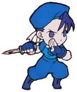 Pocket Chun-Li Jill