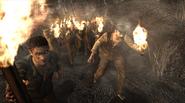 RE4 Villagers Screenshot
