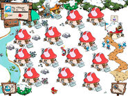 Smurf's Village screen shot 03