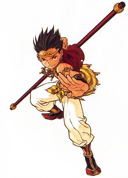 猿キャラクターガイアマスター
