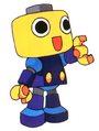 MM Legends Servbot