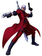 Project X Zone Dante