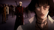 Lady & Dante - Devil May Cry anime Episode 2