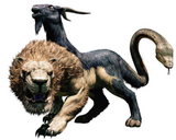 Dragons Dogma Chimera
