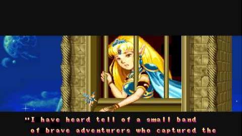Capcom System 1 - Three Wonders Intro
