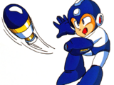 Special Weapons (Mega Man 4)