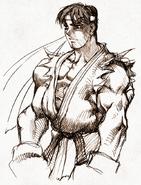 SFA-Ryu-ConceptArt