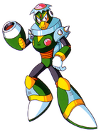 MM The Wily Wars Mega Water S