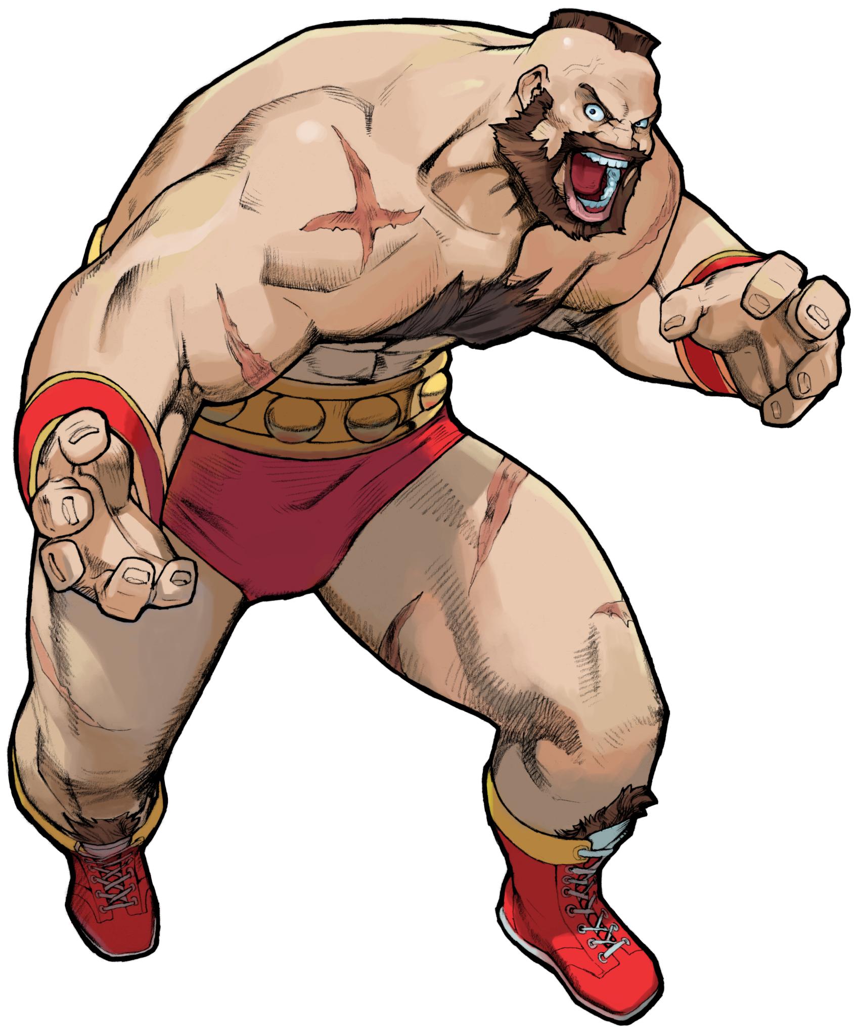 Zangief Capcom Database Fandom