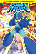 Mega Man Archie issue 1