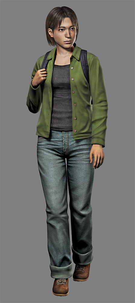 Yoko Suzuki | Capcom Database | FANDOM powered by Wikia