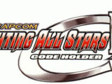 Capcom Fighting All-Stars: Code Holder