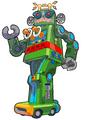 PS2 Invention Boy art