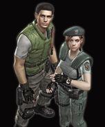 RemakeChris&Jill