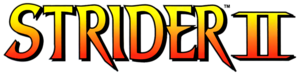 Strider II SMS logo