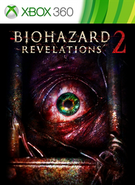 Biohazard Revelations 2 Japan