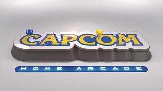 Capcom Home Arcade - Trailer