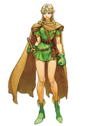D&D Shadow Elf