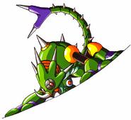 MMX Sting Chameleon