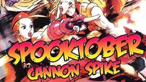Spooktober - Cannon Spike