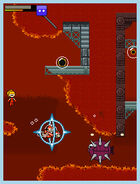 Mega Man Rush Marine screen shot 02