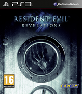 RE Revelations HD Europe
