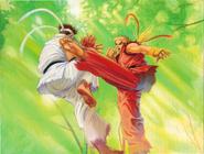 SFA-Ryu&Ken