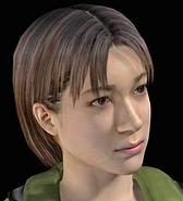 Yoko Suzuki Face