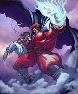 SFA3SD-Ryu&Bison