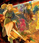 Capcom-dnd-artwork-by-bengus