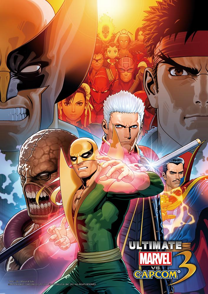 Ultimate Marvel vs  Capcom 3 | Capcom Database | FANDOM