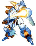 Cyberbots UVA-02 HELION