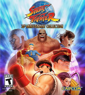 SF 30th Anniversary Collection cover