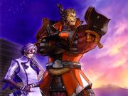 Hideyoshi and Hanbei