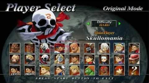 Street Fighter EX3 Gameplay 1080P HD On PCSX2 1.1.0