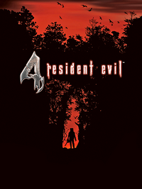 RE4 Europe Cover Art