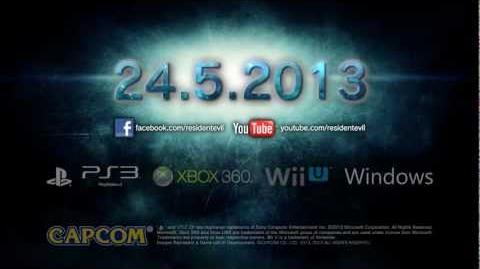 Resident Evil Revelations Fear On Board trailer