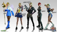 DR3 Annie Costumes