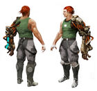 Bionic Commando Concept Art - Nathan Rad Spencer 01