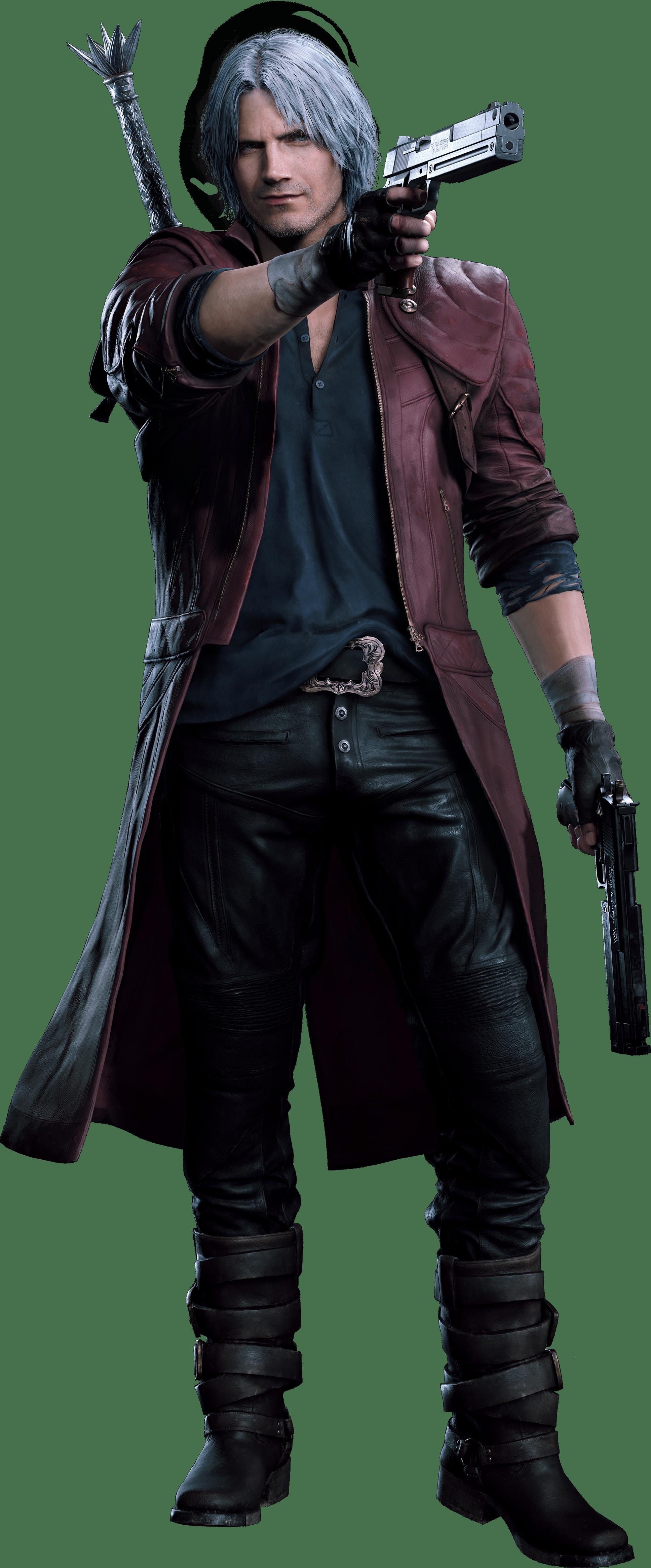 Dante | Capcom Database | FANDOM powered by Wikia