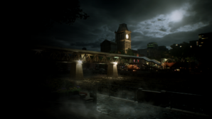 RE3R Clock Tower