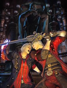 DMC4Nero&Dante