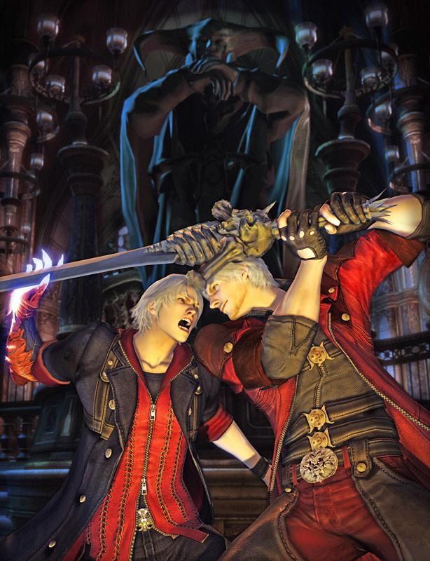 Devil May Cry 4 Capcom Database Fandom