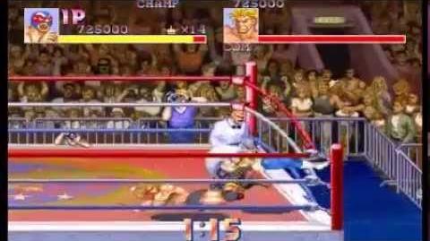 Saturday Night Slam Masters (Arcade) 1cc (Completo)-0
