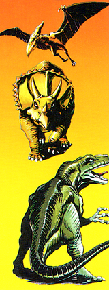 Cads and Dinos Dinosaurs