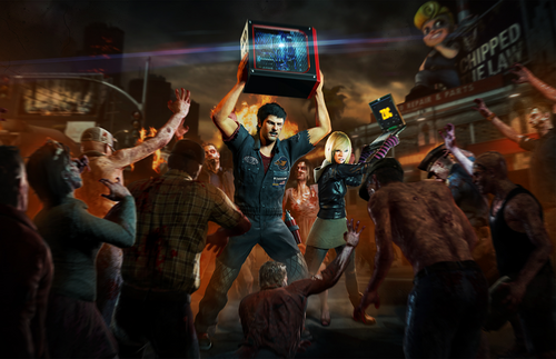 Dead Rising 3 Key Art