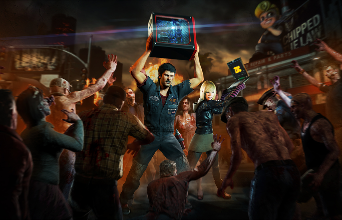 Dead rising 3 capcom database fandom powered by wikia malvernweather Choice Image