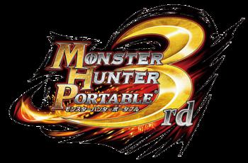 MHP3rd Logo