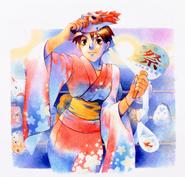 SFA2-Sakura-illustration