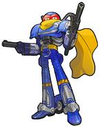 PS2 Vagabond Gunman